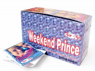 Weekend Prince Sex Capsule