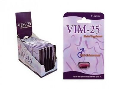 Vim-25 Herbal Supplement Capsule