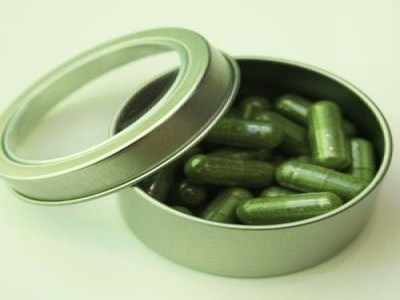 CANNABIS COCONUT OIL CAPSULES