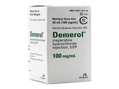 DEMEROL (MEPERIDINE HCL) INJECTION