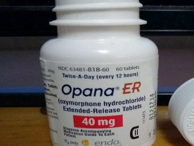 Opana ER (Oxymorphone HCL)